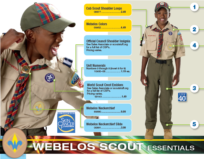 Webelos 4th Amp 5th Grade Pack 815 Edgewater Md